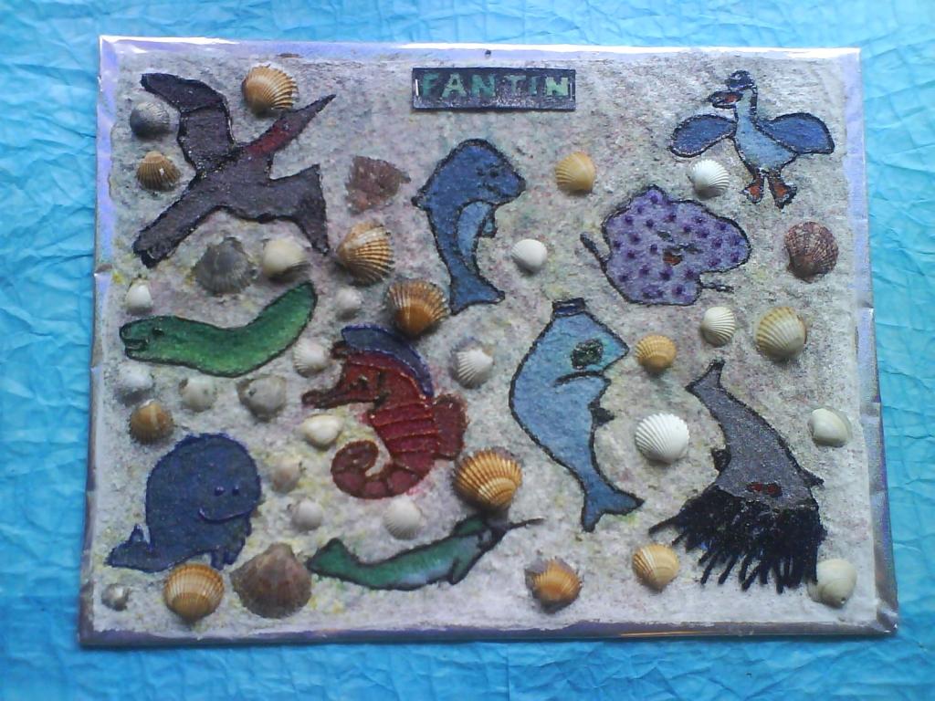 tableau de Fantin le dauphin par Angelo et Calixte
