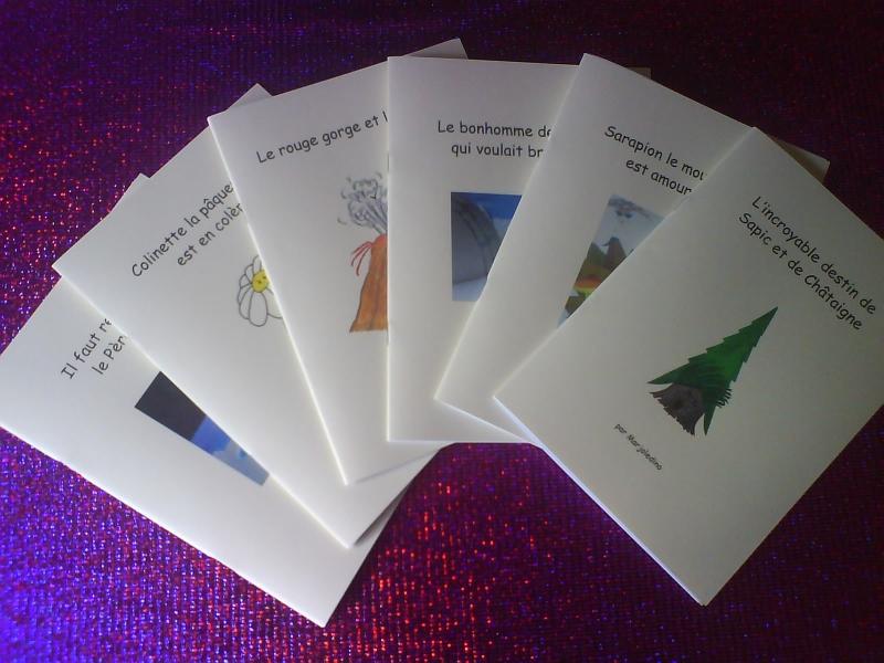 les contes pour enfants de marjoledino