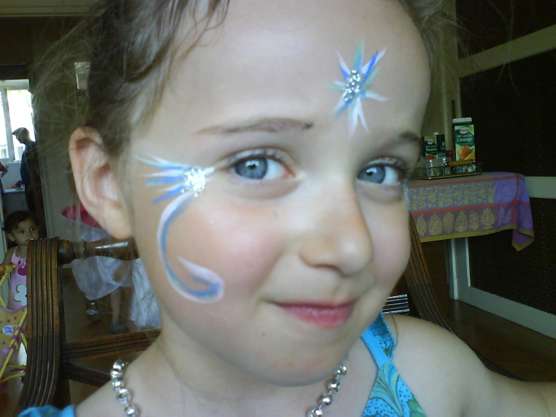 Mod Le De Maquillage Enfant Princesse Pictures To Pin On Pinterest