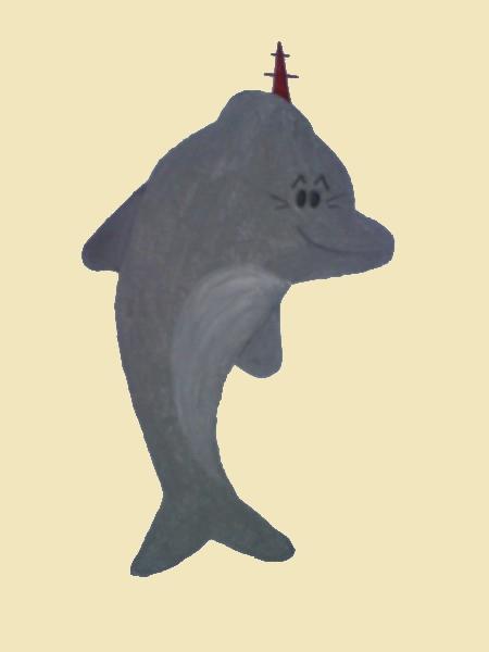 le dauphin dans les contes et histoires pour enfants
