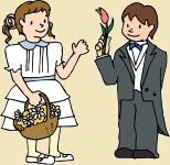 Comment occuper les enfants pendant un mariage  dans Animations mariages enfants inviterdesenfantsaumariage77